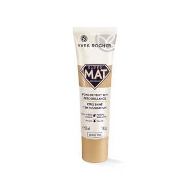 Foundation – Medeltäckning, matt finish