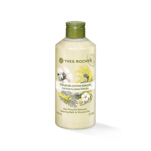 Duschgel - Cotton flower Mimosa 400 ml