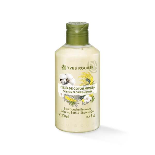 Duschgel - Cotton flower Mimosa 200 ml