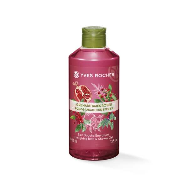 Duschgel - Pomegranate Pink berries 400 ml