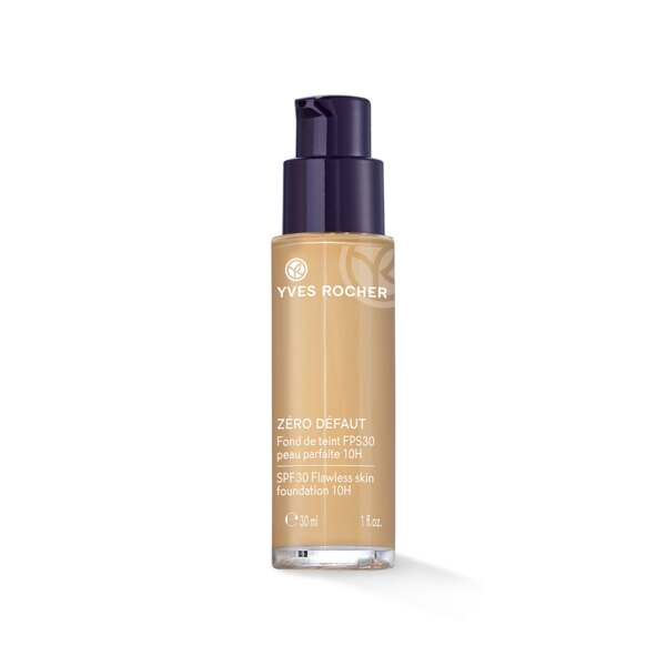 Foundation - SPF 30, felfri finish