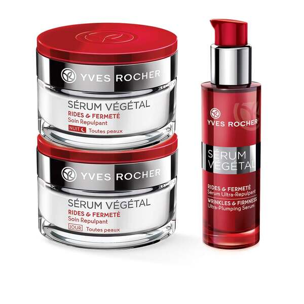 Set - Wrinkles and Firmness, Serum, Dagkräm, Nattkräm